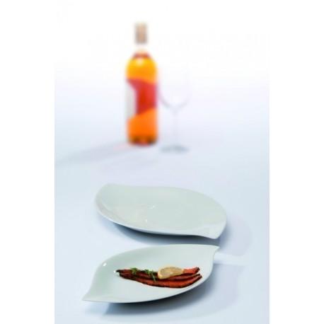 Feuille plat plat