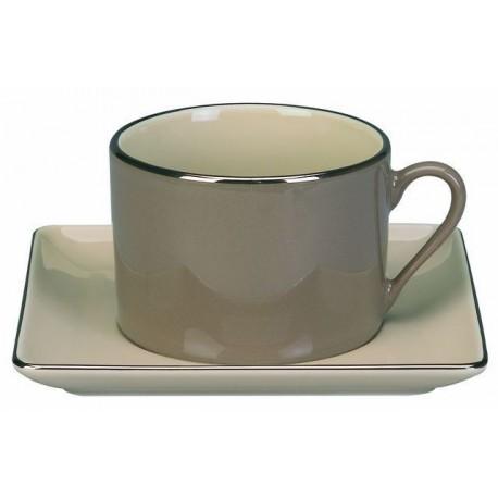 Cafe creme tasse a the