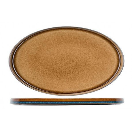 Assiette ovale 30,5x19