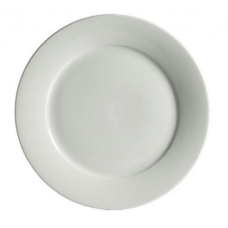 ARBOLA ASSIETTE PLATE 25.5CM BLANC
