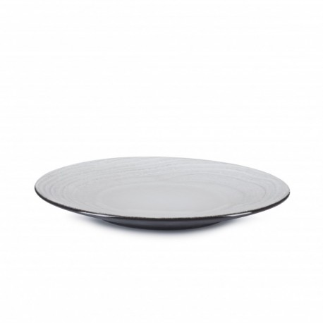SWELL WHITE ASSIETTE PLATE 31CM