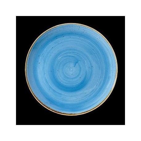 STONECAST BLUE ASSIETTE 28CM