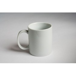 Mug porcelaine blanc