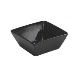 Ravier noir 8x8cm