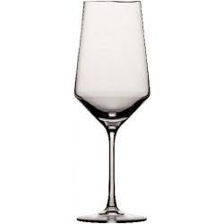 Pure verre bordeaux