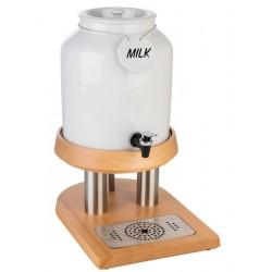 Distributeur de lait