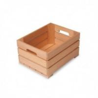 Caisse en bois miniature 13x17cm