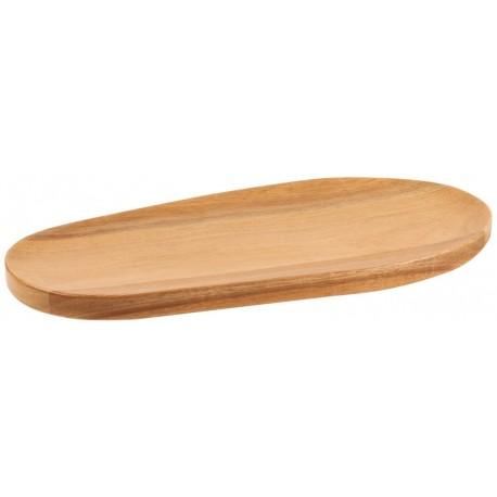 Planche ovale en
