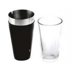 Shaker boston + verre