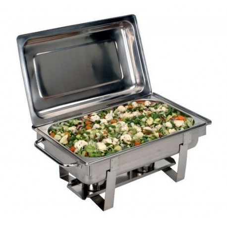 Chafing dish empilable