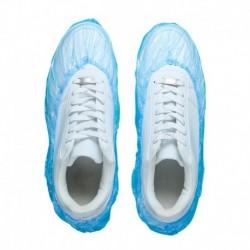 Sur-chaussures bleu