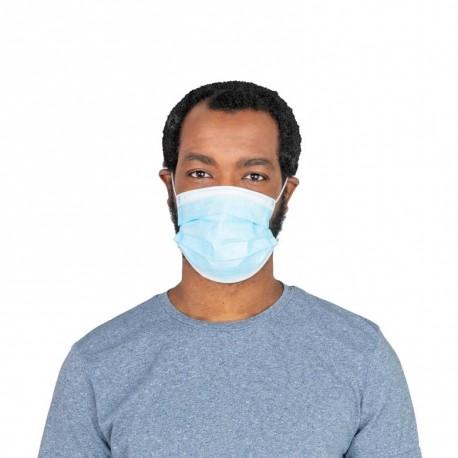 Masque civil 3 plis