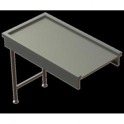 Table sortie laverie