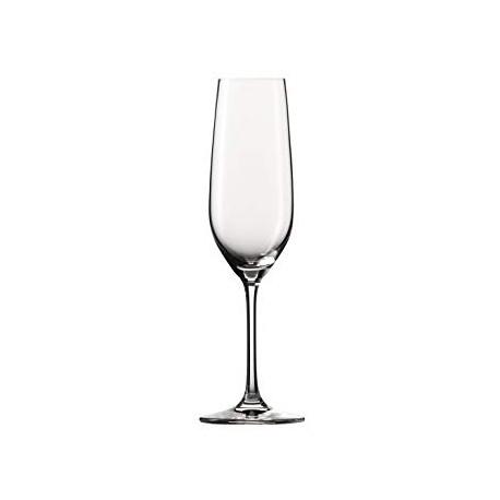 Verre vina flute