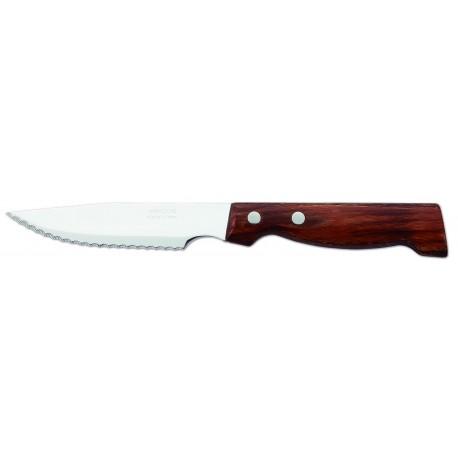 Couteau côte à l'os cranté