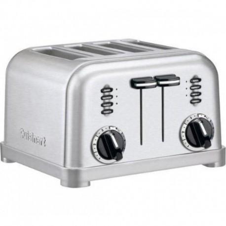 Toaster en acier