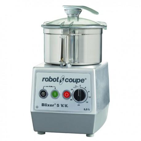 Emulsionneur-mixer