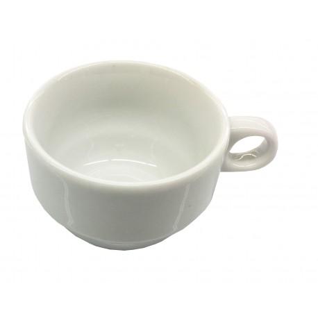 TASSE A CAFE/MOKA BLANCHE