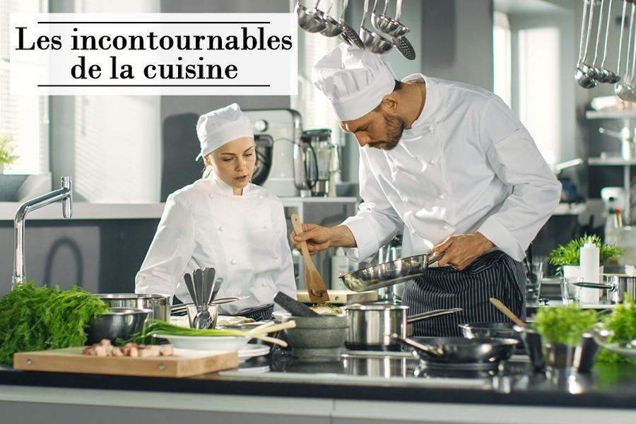 Les Incontournables de la Cuisine