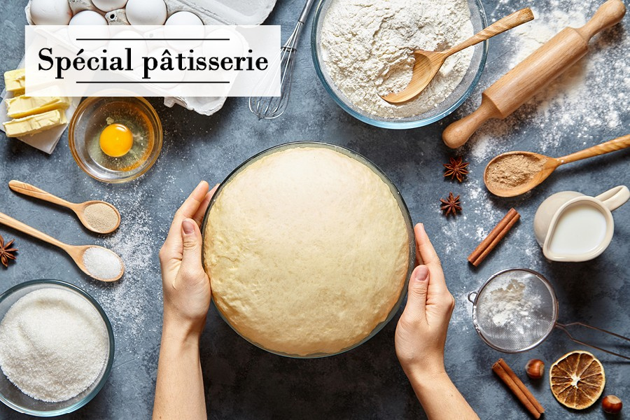Spécial Pâtisserie