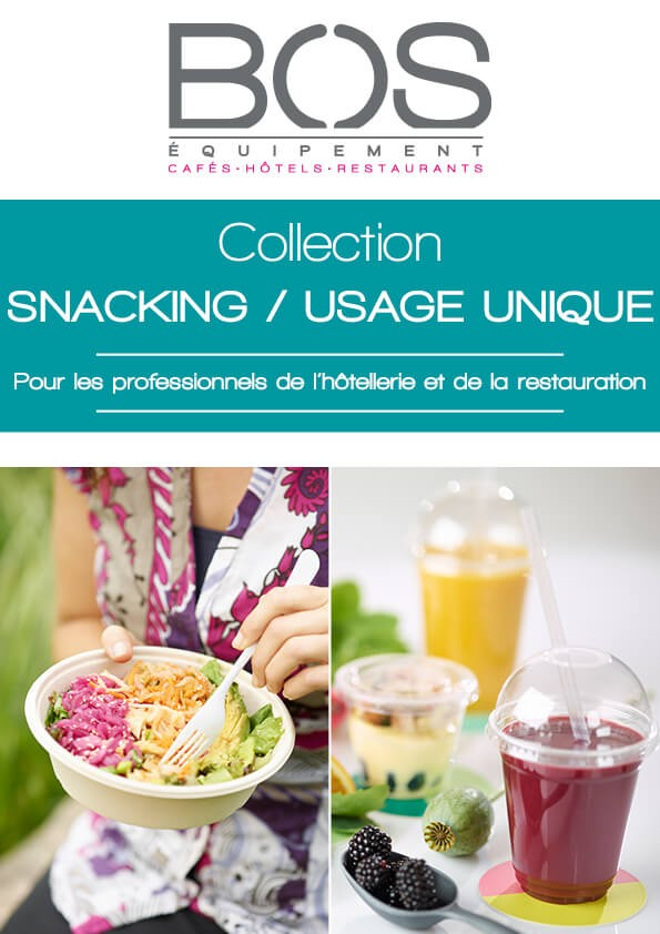 Snacking / Usage unique